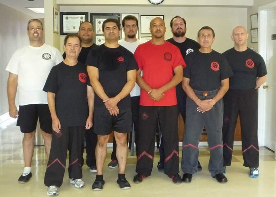 Sifu Glenn Tillman Wing Tsun Workshop at Alamo City Wing Tsun in San Antonio, Texas
