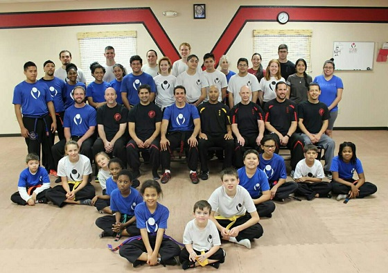 Sifu Glenn Tillman conducted a Wing Tsun Kung Fu ground fighting Workshop at Sifu Ram's Studio Martial Arts school in San Antonio, Texas. NOTE: Sifu Ram teaches kids at his school in San Antonio but I do not.